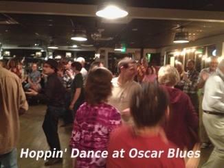 Dance at Oscar Blues